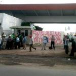 En Irapuato, campesinos mantienen toma de Sagarpa
