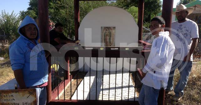 Photo of María Galvira Chagoya Galván vive en el corazón de sus nietos que no dejan de visitar su tumba