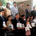 Reconocen a jóvenes con el Premio Municipal de la Juventud 2014