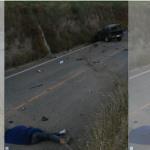 "Fallece ""El Mamut"" en volcadura"