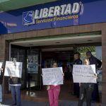 Denuncian Ucopistas cobros abusivos por parte de Caja Libertad