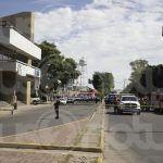 Amenaza de Bomba en Oficinas de Gobierno
