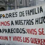Convocan a marcha por los desaparecidos de Ayotzinapa