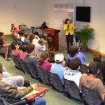"""Inauguran conferencias """"Visión del Parque Marabis en Abasolo"""""""