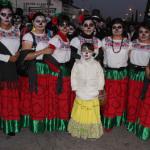 """Pénjamo celebra """"Desfile del Día de Muertos"""""""