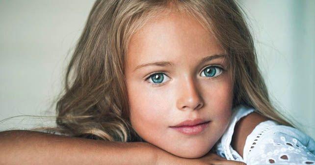 """Photo of Kristina Pimenova, la niña """"más bella del mundo"""" (según las redes sociales)"""