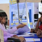 Instalan Modulo Móvil de la Bolsa de Trabajo en Zona Centro