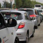 Expo Agro Alimentaria 2014 provoca congestionamiento vial