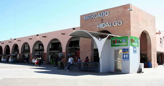 Photo of Asaltan Mercado Miguel Hidalgo