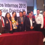 Ratifican a candidatos priistas para diputados locales