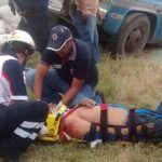 Accidente en Pénjamo deja tres personas fallecidas y 29 lesionados