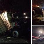 Seis personas pierden la vida, atropellados por un camión de PEMEX en León