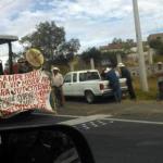 Por enésima ocasión se manifiestan agricultores en Guanajuato