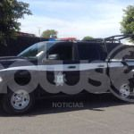 """Choca patrulla de Fuerzas de Seguridad contra vehículo compacto; """"iban a atender reporte"""""""