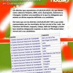 Pénjamo, SMA, León, Guanajuato, Salamanca y Uriangato por convención: PRI federal