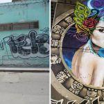 Graffiti, arte o problema social