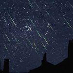Lluvia de estrellas el próximo martes
