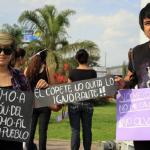 Irapuato se une a la marcha nacional