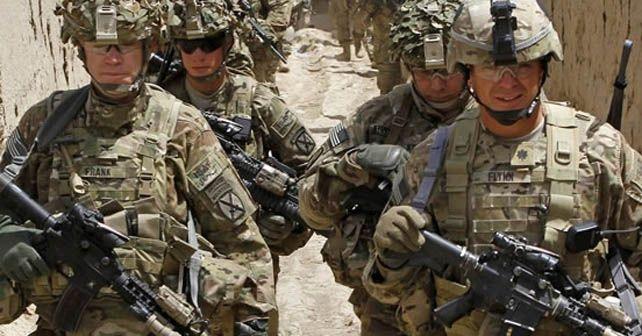 militares estos unidos