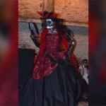 """Viven con intensidad el """"Día de Muertos"""" en Pénjamo"""