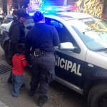 Niño se extravía en Boulevard Díaz Ordaz