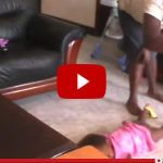 Niñera de Uganda golpea a bebé, causa indignación internacional