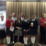 """Cuerámaro """"domina concurso"""" de oratoria y declamación en Irapuato"""