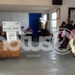 En calma, votan militantes del PAN en Abasolo (video)