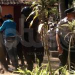 """""""Sólo le di tres olidas"""", joven detenido con """"mona"""" en parque de convivencia (video)"""