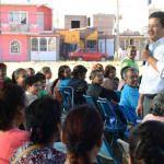 Anuncia Sixto Zetina Centro Comunitario en Valle Verde