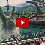 ¿Ya viste el Nuevo tráiler de Jurassic World?
