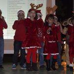 Inician festejos navideños en Pénjamo