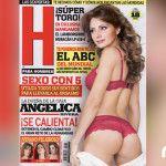"""Angélica Rivera """"La Gaviota"""" a la revista H"""