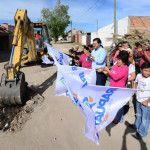 Arrancan pavimentación de calles, invierten 13.7 millones de pesos