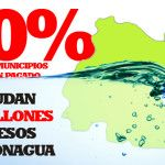 23 municipios en Guanajuato le deben a la Conagua 200 millones de pesos