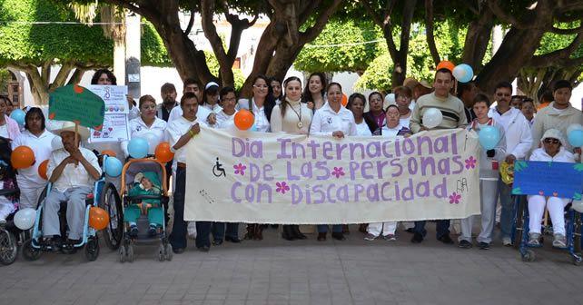 Photo of Realizan marcha por el Día Internacional de las Personas con Discapacidad