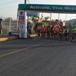 Primer Eco-Medio Maratón Abasolo-Peralta