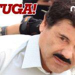 El Chapo se escapa del penal de la Altiplanicie; deja mensaje para acabar con inseguridad