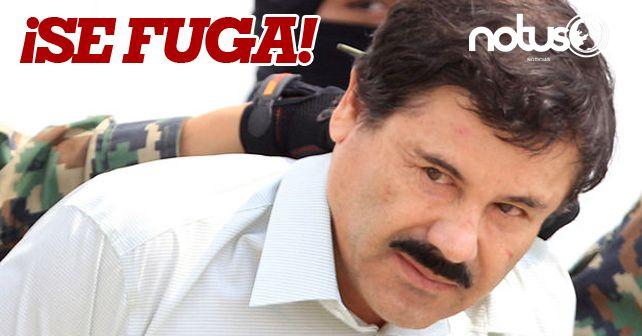 Photo of El Chapo se escapa del penal de la Altiplanicie; deja mensaje para acabar con inseguridad