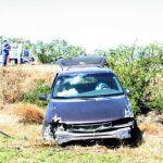 Choque entre Pueblo Nuevo y Valle de Santiago; una mujer lesionada