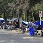 Responsabilidad del DIF, familiares de los enfermos fuera del Hospital: SSG