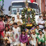 Miles de creyentes manifiestan su fe por la Guadalupana