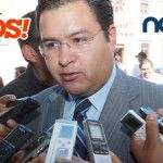 Sixto renuncia al cargo; lo sucede Jorge Luis Martínez Nava