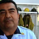 Los hombres también lloran; bombero de Irapuato listo para cubrir la Navidad