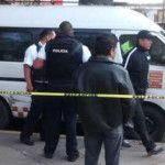 Mata pasajero a asaltante frente al metro Neza