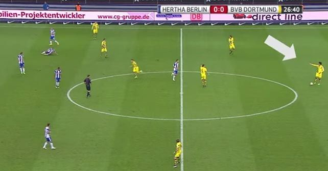 Photo of El Borussia da una cátedra de Fair Play, aún en plena crisis