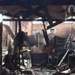 Tragedia en Navidad; incendio acaba con la vida de tres personas