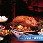 ¿Aún no tienes lista la cena de Navidad?