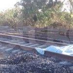 Encuentran cuerpo de muchacho entre las vías del tren