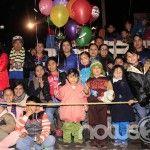 Los Reyes Magos ilusionan, encantan a miles de niños (video)